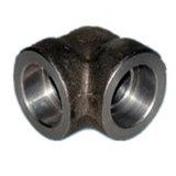 Carbon Steel Socket Pipe Fittings Elbow