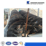 Wasmachine van het Zand van de Lopende band van de steen De Spiraalvormige in China