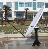 antenna di piatto satellite di derivazione di Rx della stazione terrestre di 1.2m soltanto