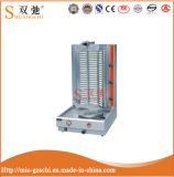 스테인리스 조정가능한 전기 Sahwarma 기계 또는 닭 Shawarma