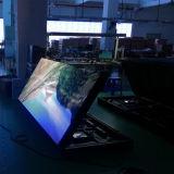 Farbenreiche P10 im Freien vordere Video-Wand des Zugriffs-LED