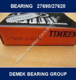 Rolamento de rolo 27690/27620 do atarraxamento da polegada de Timken