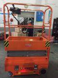 Полный Электрический подъемный стол ножничного типа (максимальная высота (3.8m)