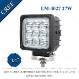 """luz de conducción auto de la luz del trabajo del vehículo LED del CREE 4 """" 27W"""