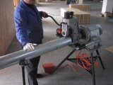 """12 de """" Hydraulische Machine van Groover van het Broodje van de Pijp met Motor 1500W (YG12A)"""