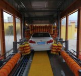 Lavatrice e rondella automatiche dell'automobile dell'Iran