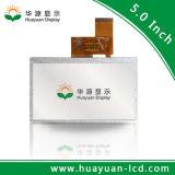 800X480 Helderheid 350 Speld 50 van het pixel LCD Vertoning