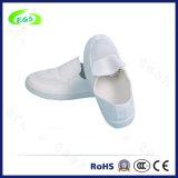 Ботинки сетки ESD работника PCB белые