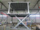 De Lift van het Platform van de Auto van de schaar met Dubbel Dek
