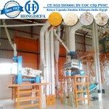 Diseño de máquina de la molinería con el taller