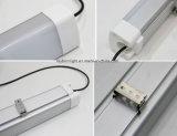 2017 luz linear Recessed diodo emissor de luz quente de salão de exposição 50W da venda
