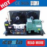 30HP Bitzer Compressor de dois estágios da unidade de condensação Blast sala fria