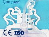 1500ml Dubbel van de Zak van de Urine van pvc hangt het Beschikbare Stroken