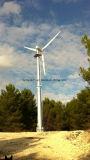 10kw 수평한 축선 변하기 쉬운 Picth 잎 바람 터빈 발전기