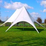 Dia 8mイベントのための屋外浜の星の陰のくものテント