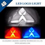Автоматический свет значка логоса 4D СИД для Мицубиси