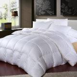 羽の詰物によってキルトにされた綿の証拠ファブリック寝具は慰める人を定めた