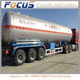Бак/Semi трейлер нефти сертификата 32cbm ADR тепловозные