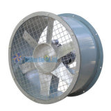 Paroi du tube de l'extracteur ventilateur axial de ventilation