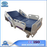 Bae517ec 매트리스를 가진 환자를 위한 싼 가격 병원 회전 검사 ICU 전기 침대