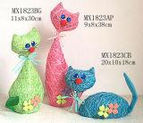 Decoração - Sisal Cat (MX1823ABC)