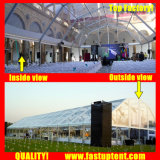 2018 de Tent van de Markttent van het Dak van de Veelhoek voor Ceremonie in Grootte 20X100m 20m X 100m 20 door 100 100X20 100m X 20m