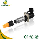 250V de baja frecuencia 5-15impermeable de PCB de moldeo por inyección de un conector eléctrico automático