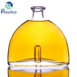 Botella de vino del vidrio de pedernal para 700ml Xo