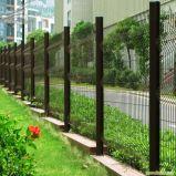 Belüftung-überzogener Maschendraht-Zaun-Maschendraht, der Fr2 einzäunt