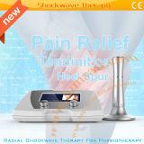 De Apparatuur van de Schokgolf van de Fysiotherapie van de Therapie van de Drukgolf voor Gezamenlijke Pijnen