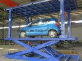 Double Deck 3000kg plate-forme de l'élévateur de parking pour voiture