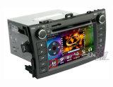 Lecteur de DVD de voiture avec GPS pour Toyota Corolla nouvelles 8612