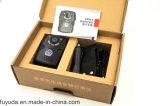 Fuyuda 1296p Cámara portátil Full HD portátil de la policía desgastada, Cámara de video de la policía cámara desgastada con WiFi y GPS Función opcional