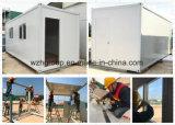 40FT Pack plat combiné conteneur modulaire House/accueil pour les ventes