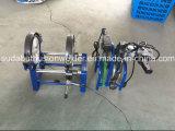 Macchina di plastica della saldatura di testa del tubo del PE di Sud400h