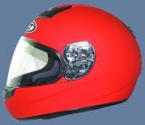 De Helm van de Motorfiets van de PUNT (102-matte Jacinth)