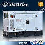 16квт/20 ква двигатель Denyo дизайн бесшумный дизельный генератор