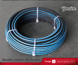 Norma DIN EN 857 2sc trança de fios de alta pressão da Mangueira Hidráulica