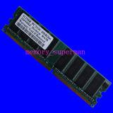 512MB PC2100 DDR266のRAM 184pinのデスクトップの低密度のRAM