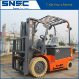 Elektrischer Gabelstapler China-Snsc 3ton