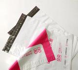 Sac mat d'annonce de logo d'enveloppe opaque faite sur commande de courier poly