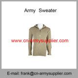 Segurança Jumper-Army Cardigan-Tactical Jersey-Police Suéter Pullover-Military