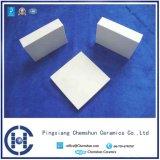 Mattonelle di ceramica resistenti all'uso dell'alta allumina di fabbricazione dell'OEM