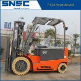 中国Snsc 3tonの電気フォークリフト
