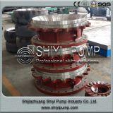 Peças de bombas de lodo de alta centrifugação de liga de cromo