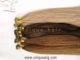 Venda por grosso Remy Stick Extensões de cabelo