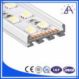 Aleación de aluminio de perfil de las tiras de LED