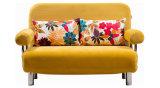 Vorzügliche zwei gefaltetes Sofa-Bett mit bequemer Armlehne