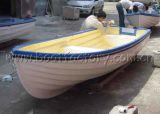 Barca da canottaggio in fibra di vetro