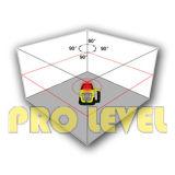 高精度回転式レーザーのレベル(SRE-203)